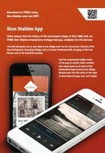 Sion Stables app page image